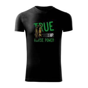 True Horse Power 1 HP - Viper FIT pánské triko