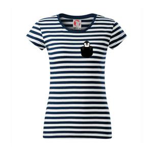 Tučňák v kapse - Sailor dámské triko