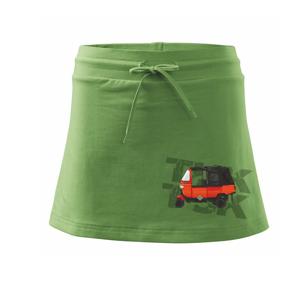 Tuk Tuk - Sportovní sukně - two in one