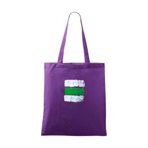 Turistická značka - zelená - Taška malá