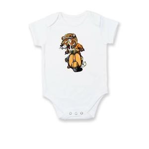 Tygr motorkářem - Body kojenecké