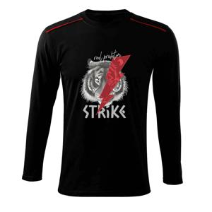 Tygr - strike - Triko s dlouhým rukávem Long Sleeve