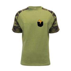 Tygr v kapse - Raglan Military