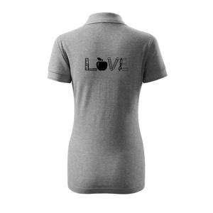 Učitel love - Polokošile dámská Pique Polo