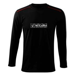 Unicorn tabulka - Triko s dlouhým rukávem Long Sleeve