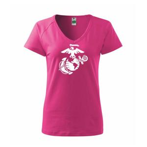 United Marines logo - Tričko dámské Dream