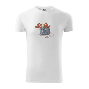 Vánoční myš - Viper FIT pánské triko