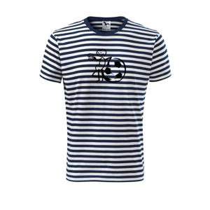 Velký fotbalista - Unisex triko na vodu