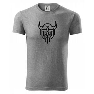 Viking logo - Viper FIT pánské triko