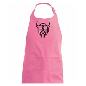 Viking logo - Zástěra na vaření