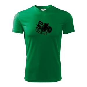 Vozíčkář 2WD - Dětské triko Fantasy sportovní (dresovina)