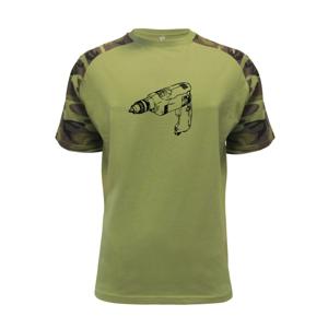 Vrtačka kreslená - Raglan Military