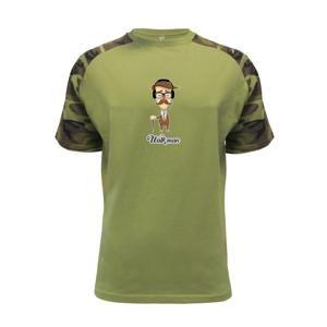 Walk man - Raglan Military
