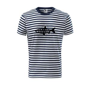 Wild life ryba - Unisex triko na vodu