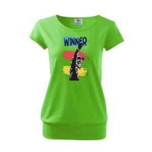 Winner závodník - Volné triko city