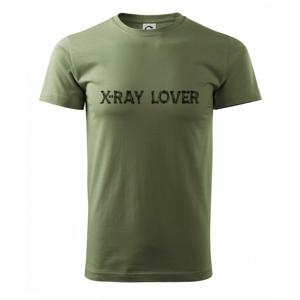 X-ray Lover - Heavy new - triko pánské