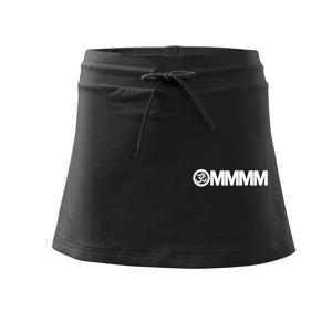 Yoga mmm - Sportovní sukně - two in one