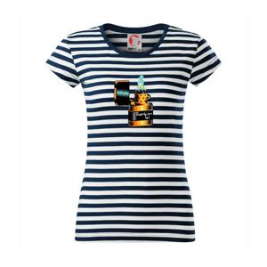 Zapalovač - rozpálím tě - Sailor dámské triko