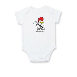 Zarostlý kohout - Body kojenecké