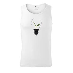 Žárovka květináč - Tílko pánské Core