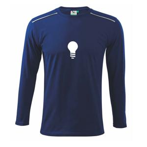 Žárovka - Triko s dlouhým rukávem Long Sleeve