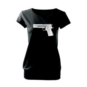 Zbraň RTG - Volné triko city