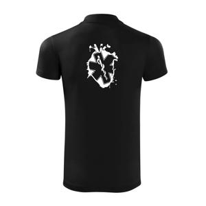 Zdravotnické srdce - Polokošile Victory sportovní (dresovina)