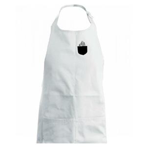 Zebra v kapse - Zástěra na vaření