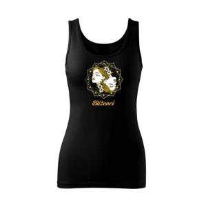 Znamení ženy - Blíženci CZ (Pecka design) - Tílko triumph