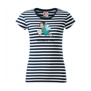 Zoubková víla - Sailor dámské triko