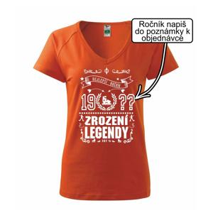 Zrození legendy - pro inline bruslaře - Tričko dámské Dream