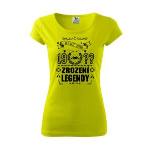 Zrození legendy - pro vodáky - Pure dámské triko