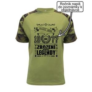 Zrození legendy - pro vojáka - Raglan Military
